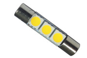31MM 3-SMD 5050 LED VANITY FUSE TYPE