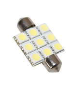 42MM 9-SMD 5050 LED FESTOON