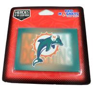 NFL Football Miami Dolphins Team Mascot Logo Refrigerator Office Desk Magnet