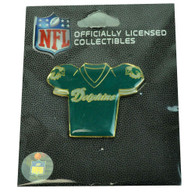 NFL Aminco Miami Dolphins Fins Jersey Lapel Pin Collectible Vintage Logo DN7063