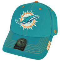 NFL '47 Brand Forty Seven Miami Dolphins Dark Twig  Hat Cap Adjustable