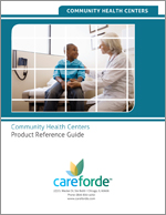 Community Health Centers Product Reference Guide