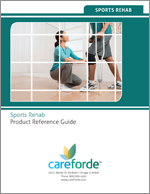 Sports Rehab Product Reference Guide