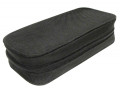Adc 2.5V Dermascope Accessories # 5312-Zc - Black Zipper Case