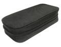 Adc 2.5V Dermascope Accessories # 5312-Zc - Black Zipper Case
