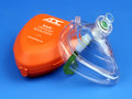 ADC ADSAFE CPR POCKET RESUSCITATOR # 4053
