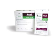ANSELL ENCORE ACCLAIM POWDER-FREE LATEX SURGICAL GLOVES 5795000
