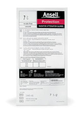ANSELL RADIATION ATTENUATION GLOVES 20873065