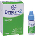 BAYER BREEZE 2 BLOOD GLUCOSE MONITORING SYSTEM 1489A