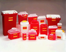 BD EXTRA LARGE SHARPS COLLECTORS 305602