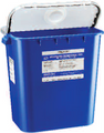 BEMIS NON-HAZARDOUS PHARMACY WASTE CONTAINER # 4008050