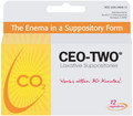 Beutlich Ceo-Two Laxative Suppositories # 0283-0808-12