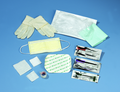 BUSSE CENTRAL LINE DRESSING CHANGE KIT WITH TEGADERM DRESSING # 834