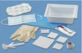 BUSSE CENTRAL LINE KIT WITH CHLORAPREP ONE-STEP APPLICATOR and TEGADERM DRESSING # 835