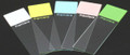 C&A Color Microscope Slides # 9108P-E - Microscope Slide, Pink, Enhanced, 144/gr, 10 gr/cs