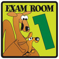 CLINTON EXAM ROOM and OFFICE SIGNS EX1