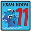 CLINTON EXAM ROOM and OFFICE SIGNS EX11