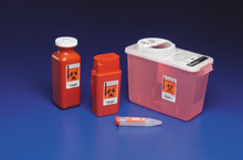 COVIDIEN/KENDALL TRANSPORTABLE SHARPS CONTAINERS # 8301