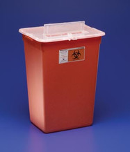COVIDIEN/KENDALL LARGE VOLUME SHARPS CONTAINERS 31143665