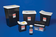 COVIDIEN/KENDALL RCRA HAZARDOUS WASTE CONTAINERS # 8612RC