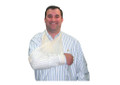 "Dukal Triangular Bandage # CTB40 - Triangular Bandage, 40"" x 40"" x 56"", 12/bg, 20 bg/cs"