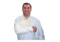 "Dukal Triangular Bandage # TB37 - Triangular Bandage, 37"" x 37"" x 52"", 12/bg, 20 bg/cs"