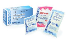 DYNAREX TRIANGULAR BANDAGES 3672