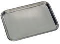 "Graham Field Grafco Flat-Type Instrument Trays # 3264 - Instrument Tray, 19"" x 12½"" x 5/8"", Each"