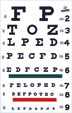 GRAHAM FIELD GRAFCO ILLUMINATED EYE TEST CABINET # 1258
