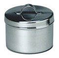 Graham Field Grafco Stainless Steel Ointment Jar # 3238 - Careforde Healthcare Supply