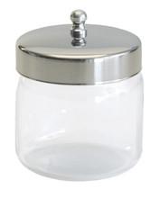 Graham Field Grafco Unlabeled Glass Dressing Jars # 3460 - Careforde Healthcare Supply