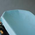 """GRAHAM PROFESSIONAL STRETCHER SHEET # 54419 - Sheet, Powerfit, 33"""" x 89.5"""", Nonwoven, Light Blue, 50/cs"""