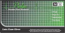 INNOVATIVE PULSE LATEX POWDER-FREE EXAM GLOVES 151100