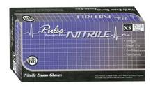 INNOVATIVE PULSE NITRILE EXAM GLOVES # 177302