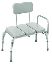 INVACARE VINYL PADDED TRANSFER BENCH 9871-1