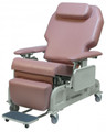 Lumex Bariatric Recliner # Fr588W863 - Bariatric Recliner, Ca133 Fire Rated, Rosewood