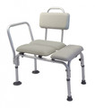 Lumex Padded Transfer Bench # 7955A - Careforde Healthcare Supply