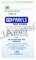 Chek Diagnostics Cardiochek Test Strips # 1765 - Cholesterol Plus Glucose Panel, bx