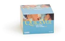 QUIDEL QUICKVUE ONE-STEP COMBO HCG TEST 20110