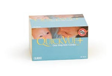 QUIDEL QUICKVUE ONE-STEP HCG COMBO TEST 178