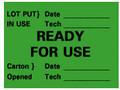 TIMEMED ACA CALIBRATION LABELING SYSTEM # ACA-3