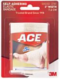 3M ACE BRAND ATHLETIC BANDAGES # 207461