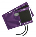 Adc Adcuff And Bladders, 2-Tube # 845-11Av-2 - Adcuff & Bladder, 2-Tube, Purple
