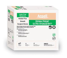 Ansell Derma Prene Isotouch Ultra Hydrosoft Gloves # 20685385