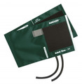 Adc Adcuff And Bladders, 2-Tube # 845-11Adg-2 - Adcuff & Bladder, 2-Tube, Dark Green