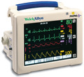 WELCH ALLYN PROPAQ CS 242 VITAL SIGNS MONITOR # 9001-004720