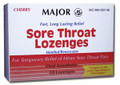 MAJOR COLD and COUGH LOZENGES # 700610