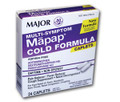 MAJOR COLD and COUGH TABLETS # 6363