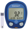 BAYER CONTOUR TS BLOOD GLUCOSE MONITORING SYSTEM # 9579
