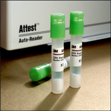 3M ATTEST RAPID READOUT BIOLOGICAL INDICATORS and TEST PACKS # 1294